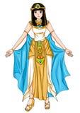 Egyptian Princess Stock Images