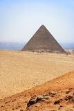 Egyptian pyramid Royalty Free Stock Image
