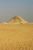Egyptian pyramid Royalty Free Stock Photos