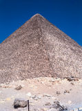 Egyptian pyramids Stock Image