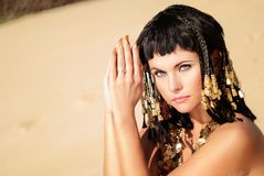 Egyptian Queen Stock Images