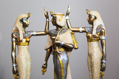 Egyptian Queen royalty free stock photography