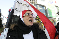 Egyptian Rally.
