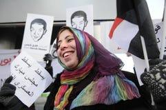 Egyptian Rally. Stock Image
