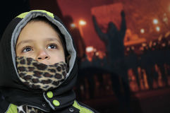 Egyptian Rally. Stock Photos