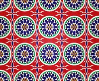 Egyptian Ramadan Seamless Pattern Royalty Free Stock Images