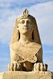 Egyptian representation Stock Photography