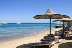 Egyptian resort Stock Photography