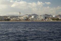 Egyptian Resort Stock Image