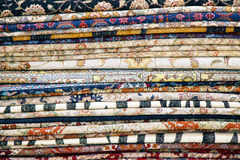 Egyptian rugs Royalty Free Stock Image