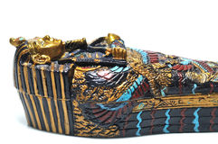 Egyptian Sarcophagus Royalty Free Stock Photos