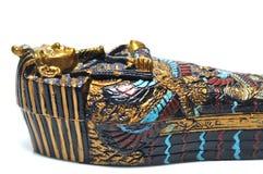 Egyptian Sarcophagus Royalty Free Stock Photos