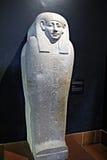Egyptian sarcophagus Stock Photos