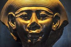 Egyptian sculpture Stock Image