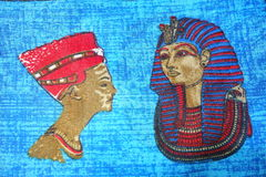 Egyptian shawl Stock Photos
