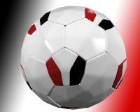 Egyptian soccer fan Royalty Free Stock Photos