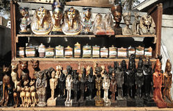 Egyptian souvenir Royalty Free Stock Photography