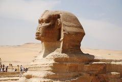 Egyptian sphinx Stock Photos