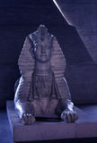 Egyptian sphinx. The figure of Egyptian sphinx Royalty Free Stock Photos