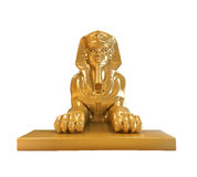 Egyptian Sphinx Statue Stock Photos