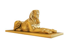 Egyptian Sphinx Statue Royalty Free Stock Photography