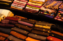 Egyptian Spice Bazaar In Istanbul Turkey Royalty Free Stock Photo