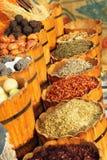 Egyptian spice market Stock Image