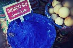 Egyptian Spice Market Royalty Free Stock Photos