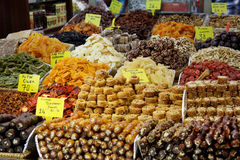 Egyptian Spice Market Istanbul Royalty Free Stock Photos
