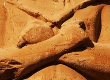 Egyptian statue Stock Image