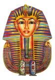 Egyptian symbol - Pharaoh Stock Photography