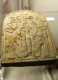 Egyptian tablet Stock Image