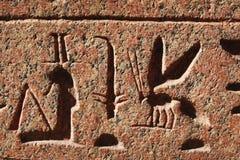 Egyptian texture Royalty Free Stock Photo