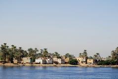 Egyptian town Royalty Free Stock Photo