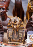 Egyptian traditional culture souvenirs. Royalty Free Stock Photo