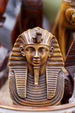 Egyptian traditional culture souvenirs,Tutankhamun. Royalty Free Stock Image