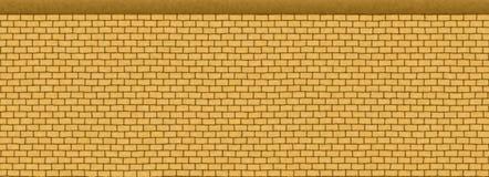 Egyptian wall Stock Image