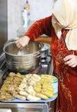 Egyptian woman Royalty Free Stock Image