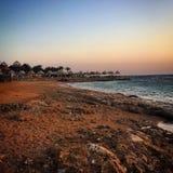 Egyptians paradise Royalty Free Stock Image
