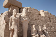 Egyption ruiny Fotografia Stock