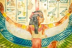 Egyptisch Art. Royalty-vrije Stock Afbeelding