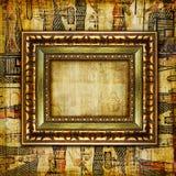 Egyptisch art. Royalty-vrije Stock Fotografie