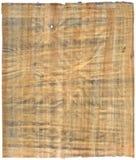 Egyptisch Papyrusdocument royalty-vrije stock afbeeldingen