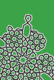 Egyptisch patroon Royalty-vrije Stock Foto