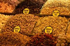 Egyptische Bazaar, Istanboel Royalty-vrije Stock Foto