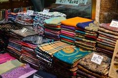 Egyptische Bazaar, Istanboel Stock Afbeeldingen