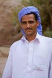 Egyptische bedouin Stock Foto
