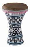 Egyptische darbuka Royalty-vrije Stock Afbeelding