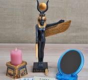 Egyptische fortuin-Vertelt Royalty-vrije Stock Afbeeldingen