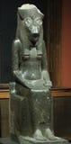 Egyptische Godin Sakhmet Royalty-vrije Stock Afbeeldingen